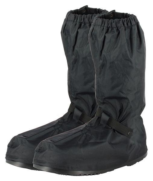 Bottes Taille XLXXL de Pluie Semelle Complète Noir avec Sur HIE9WD2