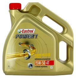 Olio 4T 15W50 POWER1 4L - Semi Sintetico