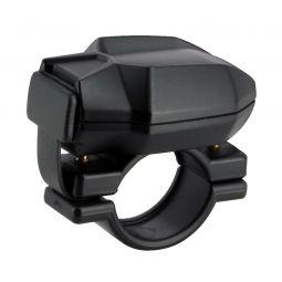 Presa USB Da Manubrio Protezione Stagna In Caoutchu Con Fusibile Cavo Da 1.5M