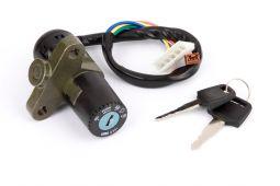 Contacteur à clef Malaguti F15 50cc / F18 125cc-150cc