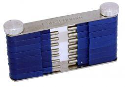 Outil pour Carburateurs B Nettoyage puits de gicleur 16 tailles de 1.5mm à 3mm