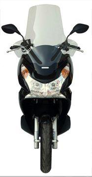 Fabbri Windshield Honda Pcx 125 300 Exclusive Par2810ex Sifam