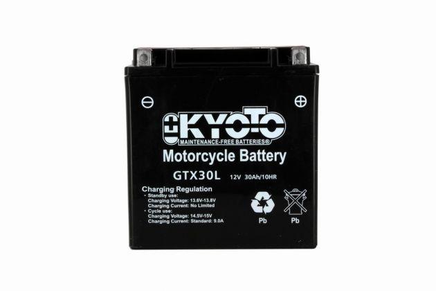 kyoto batterie yix30l agm sans entretien livr e avec. Black Bedroom Furniture Sets. Home Design Ideas