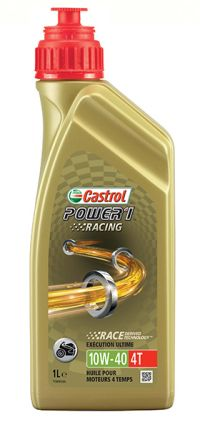 Olio 4T Racing 10W40 POWER1 1L - Full Sintetico - CAST14C04C
