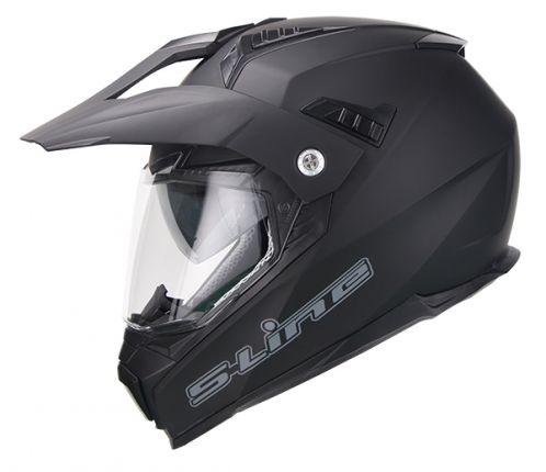 Casque Enduro S789 CRUX - Noir Mat - XS - CEN1F1001