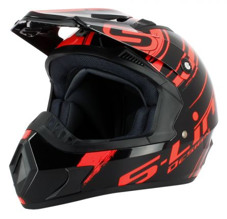 Cross S813N Nero Rosso FLuo XL Lucido
