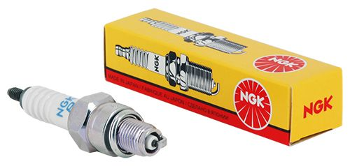 Candela NGK Ø12mm Base: 19mm Disegno Sp.Divario:0.9mm