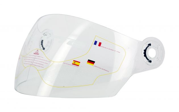 Visiera Trasparente S740 Demi Jet Eco