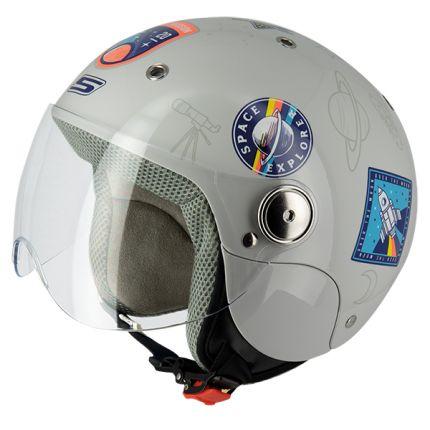 Sputnik S775 Jet Kid helmet - JJS2G1002