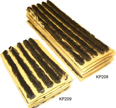 Mèches Longues Réparation Pneu tubeless 30pcs - Long 20cm - KP208