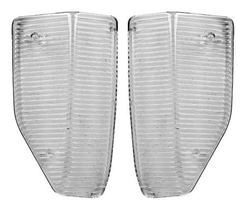 Reflector Transparente para Maleta Lateral KS2200 - KS2200AC1T