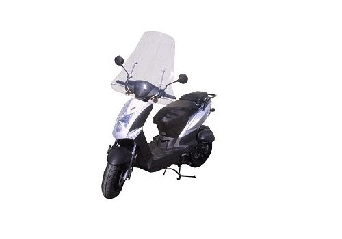 windshield Kymco Agility 50 High without edge