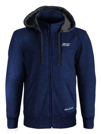 Veste à Capuche STREET Homme - Bleu foncé - Taille S - VESTHOM22
