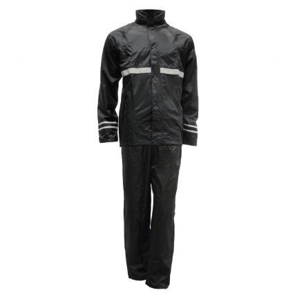 Completo Pioggia Taglia L Giacca + Pantalone
