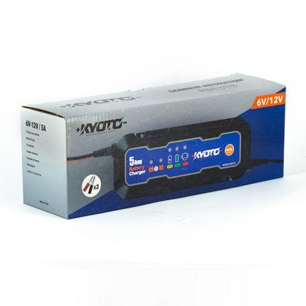 Chargeur Batterie Moto & Scoot - ACCUBAT3